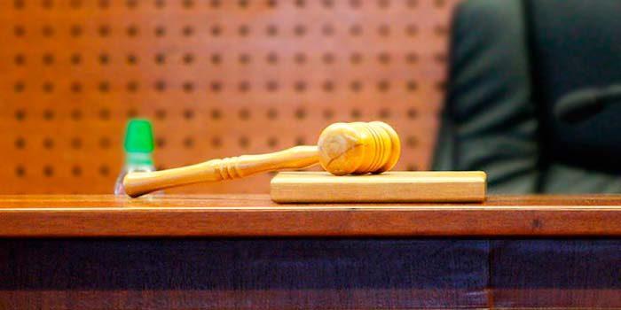 Poder judicial tribunal