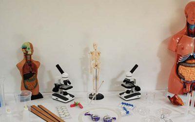 Colegio Romilio Arellano de Las Cabras inaugura nuevo laboratorio de ciencias