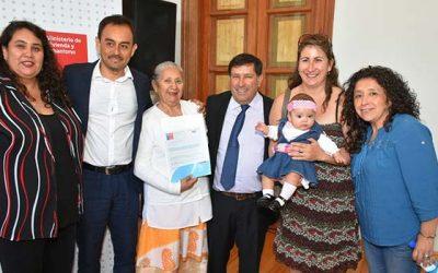 Familias de Nancagua mejoran su calidad de vida gracias al Minvu