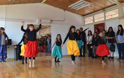 Inaugurada primera sala de danza en escuela municipal de Machalí