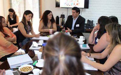 Integra y Senadis realizan diálogos inclusivos
