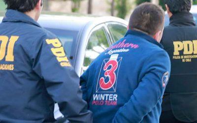 PDI Detenido por abuso sexual contra menor de edad