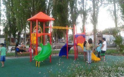 Abren remozada plaza de Palmilla Centro