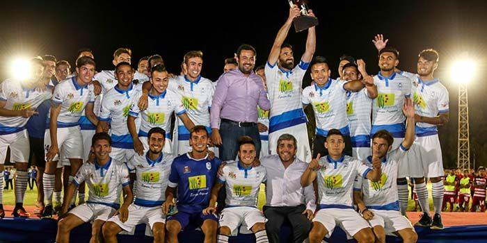Colchagua se corona campeón de la copa Greenvic municipalidad de San Fernando