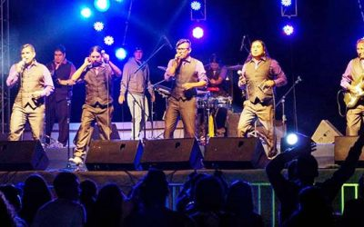 Comenzó la fiesta del verano Vive Lago Rapel-Las Cabras