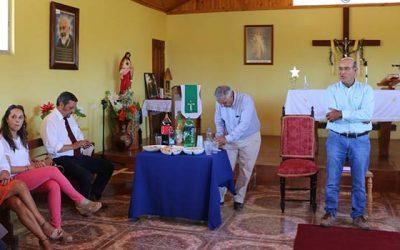 Consejeros y DOH socializan proyectos de APR con vecinos de San Vicente