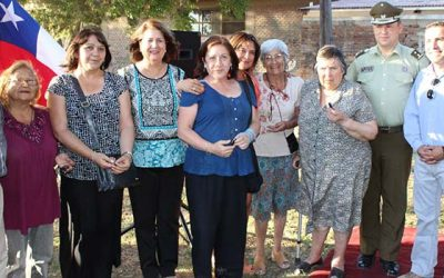 En Rancagua 500 familias mejoran su seguridad con instalación de alarmas comunitarias
