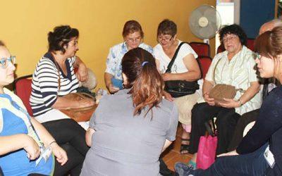 Hospital de Graneros se reúne con la comunidad en diálogo participativo