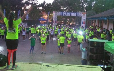 Hospital de Pichidegua realiza tercera versión de corrida nocturna