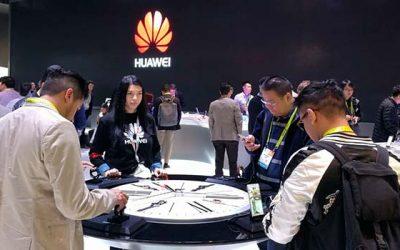 Huawei Latinoamérica presenta el nuevo smartphone Mate 9 en CES 2017