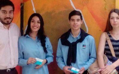 Injuv OHiggins entregó 500 entradas al cine a jóvenes trabajadores de Rancagua