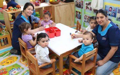 Más de 570 niños tendrán atención parvularia en el verano