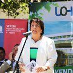 Ministra Delpiano visita instalaciones de la Universidad de OHiggins