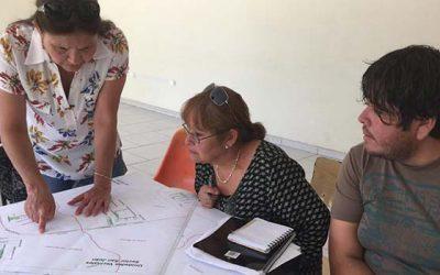 Municipalidad de Machalí imparte taller de cartografía social