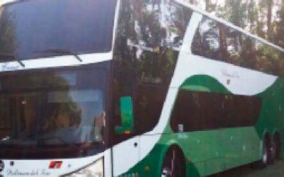 PDI esclarece supuesto robo de bus interprovincial
