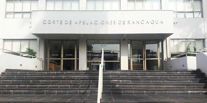 Poder judicial corte de apelaciones de rancagua
