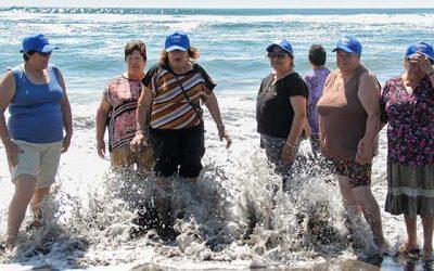 Programa vive el verano 2017 comienza con los primeros grupos de adultos mayores en vacaciones