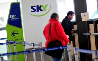 SKY Airline es reconocida como la línea aérea con mayor índice de puntualidad en el mundo