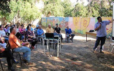 Seremi del Medio Ambiente participa en Escuelas de Verano