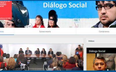 Seremi del Trabajo valora lanzamiento de nuevo portal web para trabajadores y dirigentes sindicales