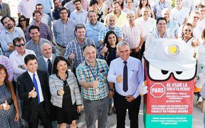 Subsecretaria de Previsión Social difunde beneficios del Pilar Solidario y política de seguridad y salud en el trabajo