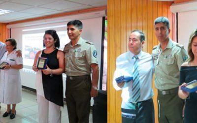 carabineros Oficina comunitaria subcomisaria Machalí Frontera de la seguridad