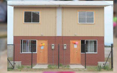 26 familias de Malloa recibirán sus viviendas definitivas
