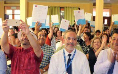 66 familias de nuestra región reciben subsidios del Minvu