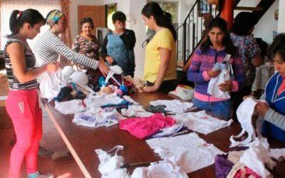 Comitiva de Machalí entrega ayuda a damnificados de Constitución y San Javier