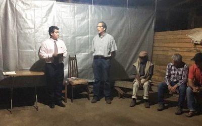 Comitiva municipal de Chimbarongo visita sector de Quinta para responder dudas a vecinos