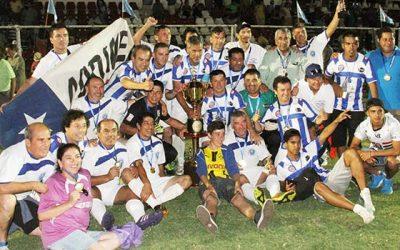 Coronel vence en el Segundo Campeonato Nacional de Fútbol Amateur Súper Senior