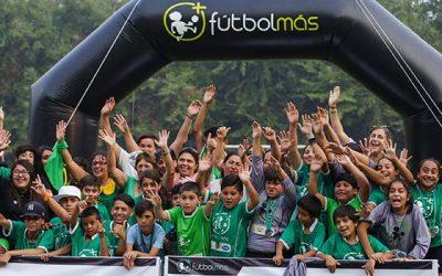 Fútbol más y Agrosuper realizan exitosa final regional 2016-2017