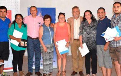 Familias de Machalí Mostazal y Codegua también podrán acceder a vivienda propia