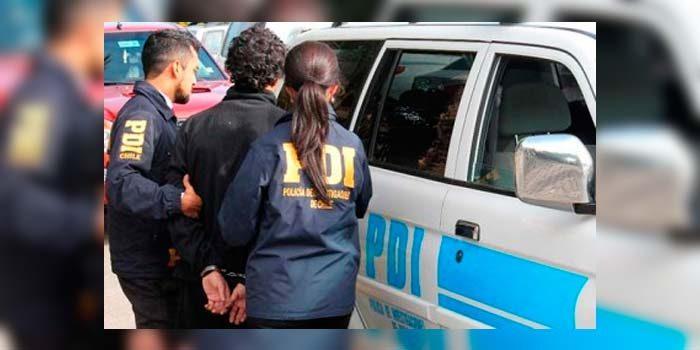 PDI detiene a médico por entregar recetas que infringen ley de drogas