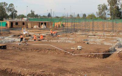 Servicio de Salud OHiggins realiza visita para conocer avances en obras de construcción en Rengo