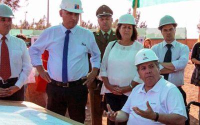 6 mil 300 millones de inversión en SAR y Cesfam oriente de Rengo