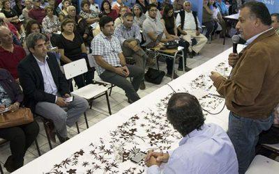 Asistencia técnica del proyecto de saneamiento sanitario es presentada a la comunidad sanfernandina