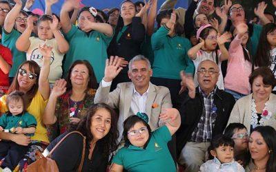 Autoridades regionales celebran Día Mundial del Síndrome de Down