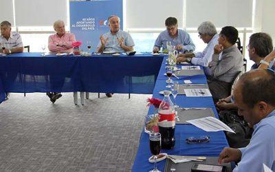 Cámara Chilena de la Construcción Rancagua inicia trabajo gremial para el 2017