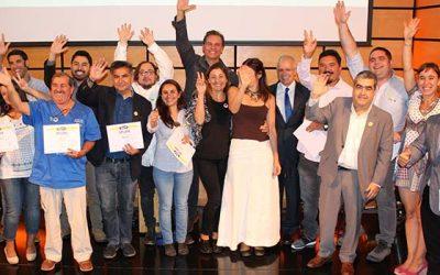 Camiseteados premió a 8 ganadores