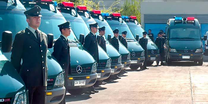 Cardenal Caro y Colchagua cuentan con nueva Unidad de Servicios Especiales Penitenciarios