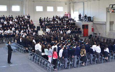 Colegio Los Cipreses inicia año escolar 2017 con nuevos desafíos académicos