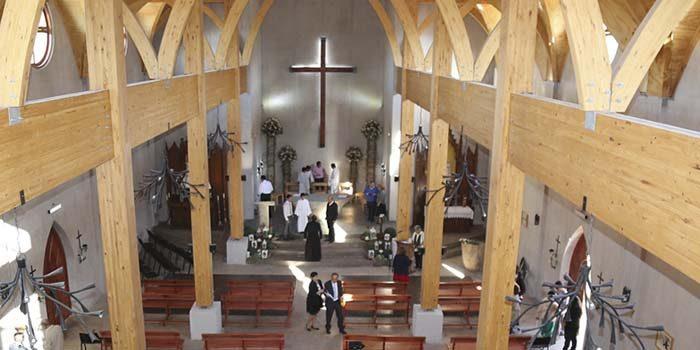 Comunidad de Doñihue recibe parroquia Nuestra Señora de la Merced