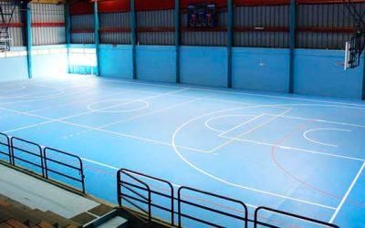 Con éxito culminan mejoras y remodelaciones del complejo deportivo Hermógenes Lizana