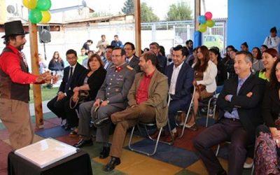Con inauguración de jardín en Requínoa se dio inicio al año parvulario