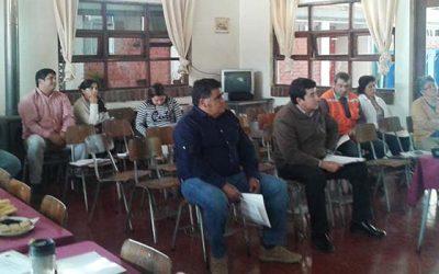 Conaf inicia proyecto en apoyo a pequeños y medianos propietarios silvoagropecuarios en Litueche y Marchigue