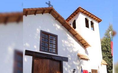 Concluye restauración del Santuario de La Compañía de Graneros