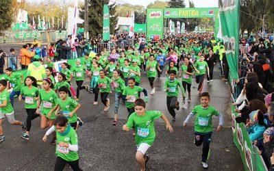 Corridas Milo espera batir récord de 30 mil niños inscritos