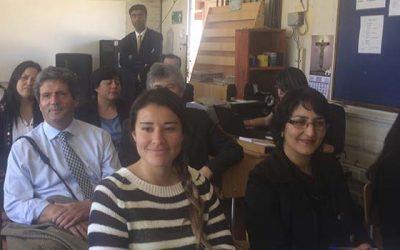 Escuelas de Pichilemu se incorporan a programa de inglés