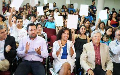 Gobierno entrega subsidio habitacional a 170 familias de San Fernando